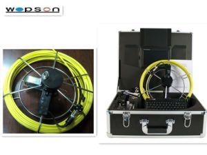 VideoÜberwachungskamera für Abfluss-Gefäß-Inspektion