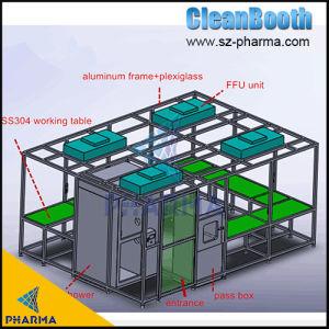 食糧生産のためのISO 6のクリーンルームのテント