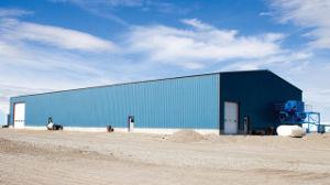 Luz de prefabricados australiano Galpão de fazenda de aço estrutural (KXD-SSB1497)