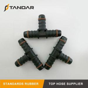 Adattatore resistente del connettore del tubo flessibile di combustibile SAE12.61 del tempo per le parti dell'automobile