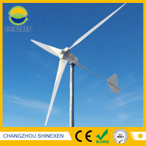 Ветровой турбины 96V/120V/220V 5 квт генератор ветра