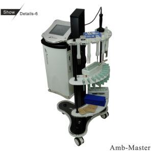 A8 machine multifonctionnelle Microcurrent (CE, ISO13485 since1994) de rajeunissement de peau de levage de face