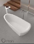 革新的で環境に優しい人工的な石造りの耐久の支えがない浸る浴槽