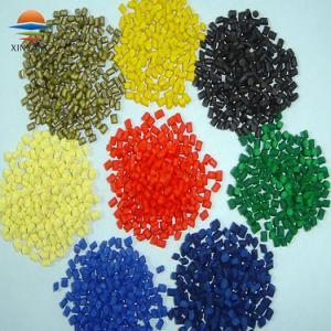 Желтый цвет для LLDPE Masterbatch HDPE пленки