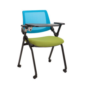 Writing Table (FS-2020)のオフィスPlastic Mesh Conference Training Chair