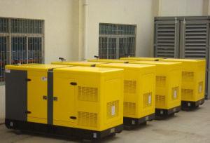 200Ква 160квт дизельного двигателя Cummins генераторная установка звуконепроницаемых навес