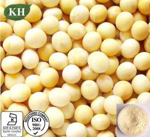 Comida de saúde extrato de Soja orgânica de isoflavonas para os cuidados de saúde