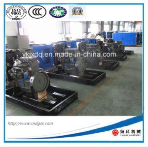 Weichai 100kw/125kVA 중국 발전소에 의하여 디젤 엔진 발전기 세트