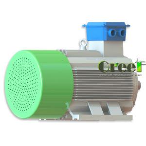 5kw低いRpmのブラシレス高性能の永久マグネット交流発電機