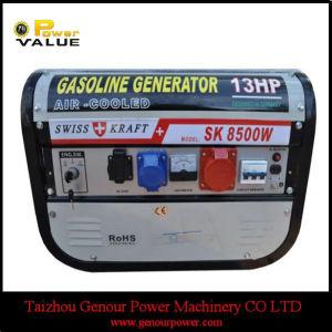 Precio barato China 5kw 5kVA generador de energía para uso doméstico