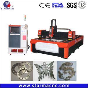 Tagliatrice del laser della fibra di prezzi bassi per metallo