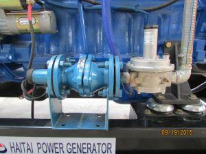 천연 가스 연료가 공급된 발전기