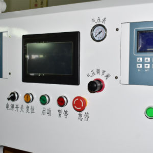 Gran potencia industrial a ambos lados de 18.650 automático de batería Punteadora Twsl-700