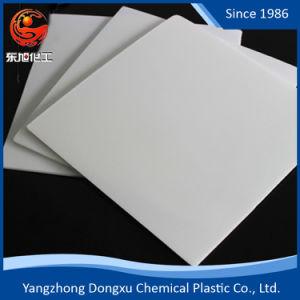 Il bianco puro 100% del Virgin di alta qualità Teflon/PTFE/PVC ha modellato lo strato raschiato