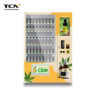 Tcn 24 heures Self-Service e-cigarette Vape Cbd vending machine avec l'âge de la vérification