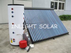 Split chauffe-eau solaire haute pression avec bobine double