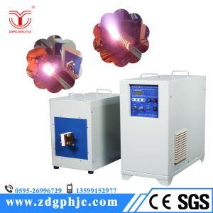 Le chauffage par induction à haute fréquence électrique de la machine pour le tube en cuivre/Tube/tuyau en laiton