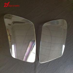 L'alta rifinitura del prototipo lavorante di plastica di CNC per le parti chiare