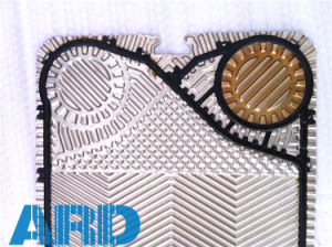 격판덮개 열교환기 격판덮개 Rx185A 스테인리스 티타늄