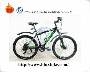 26'' MTB Aleación de aluminio de 21 velocidades bicicleta / Bicicleta de Montaña