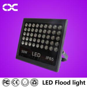 100W完全放射体10500lmの屋外の軽いプロジェクトランプの洪水照明