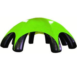 Diseño de brillante colorido inflables de lona para Carpa Exhibation evento Feria