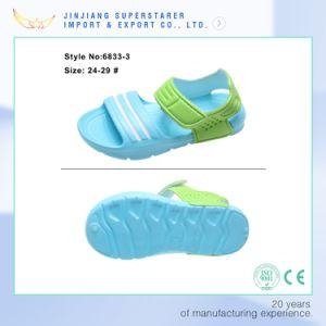 Trendy Blue EVA Filles Sandales avecsangle PU Stick