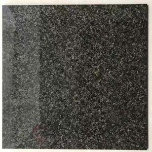 плитка фарфора темного цвета тела Inkjet 3D полная застекленная Polished
