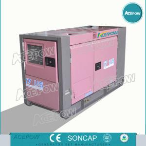 20kVA diesel Regendichte Stille Generator Quanchai