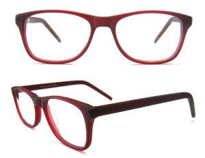 Het Optische Frame van uitstekende kwaliteit Eyewear van de Acetaat van het Ce- Certificaat