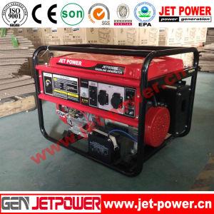 5kw 가솔린 발전기 홈 사용 휴대용 휘발유 발전기