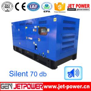 40kVA 30kw enceinte de son générateur diesel avec auvent prix d'usine