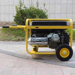 Watt raffreddati ad aria 3kVA del generatore del bisonte (Cina) 3000 di alto generatore portatile silenzioso 220V 60Hz di Effiency della benzina