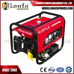 7KW SH7600 Geradores de gasolina eléctrica