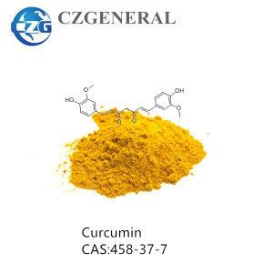 La curcumine Nootropics poudre brute pour l'antioxydant