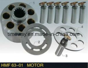 Remplacement des pièces de moteur du moteur hydraulique de bonne qualité pièces de rechange Linde Hmf63-01