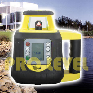 Doble grado y nivel láser rotativo de alta precisión (SRE208-2S)
