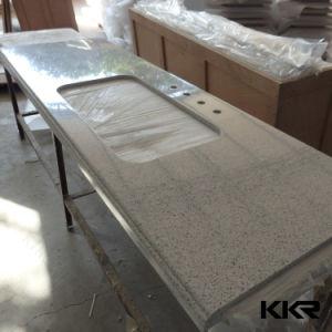 Kingknoreeの固体プロジェクトのための表面によってカスタマイズされる台所カウンタートップ