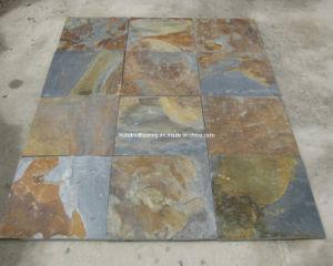 De Roestige Lei van de Steen van de Cultuur van de Tegel van de Muur van de vloer