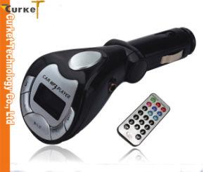 차 오디오 MP3 장비 LCD Fm 전송기 (F-26)