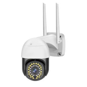 V380 PRO 1080P impermeable WiFi cámara PTZ Dome Smart Wireless H. Onvif 265 cámaras IP CCTV IP