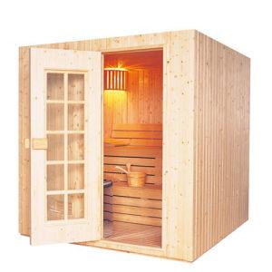 Sauna del infrarrojo lejano de la persona del precio de fábrica 4
