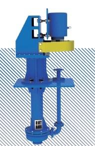 ZWシリーズ二重吸引の縦のスラリーポンプ