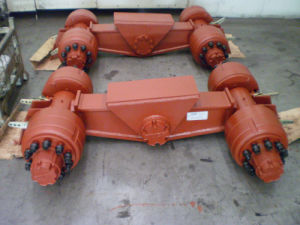 80-120t Special Axle (YUEK BRAND)