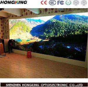 Высокое качество P4.81 для использования внутри помещений в аренду полноцветная реклама светодиодный экран на стене видео