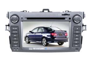 (새로운) GPS iPod Bluetooth 의 높은 정의 스크린을%s 가진 Toyota Corolla에서 차 DVD 플레이어
