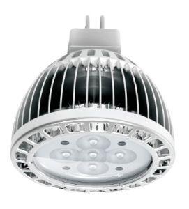 5wultrathin Fin Heatsink LED Spotlight Bulb Lamp (MR16-5W)