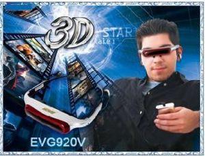 기절시키기를 가진 922k 화소 영상 Eyewear 3D 특징 (EVG920)를
