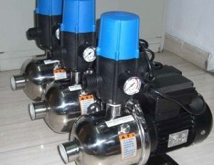 Electronic Control Automatic Booster Pump (SCP550A)