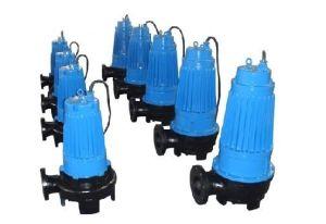 La pompe d'eaux usées submersible (WQ)